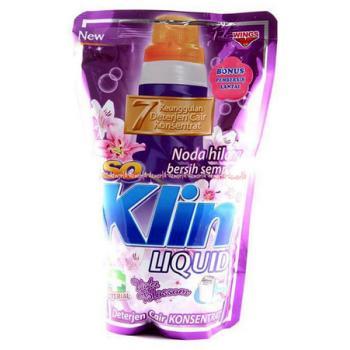 Soklin Detergent Liquid
